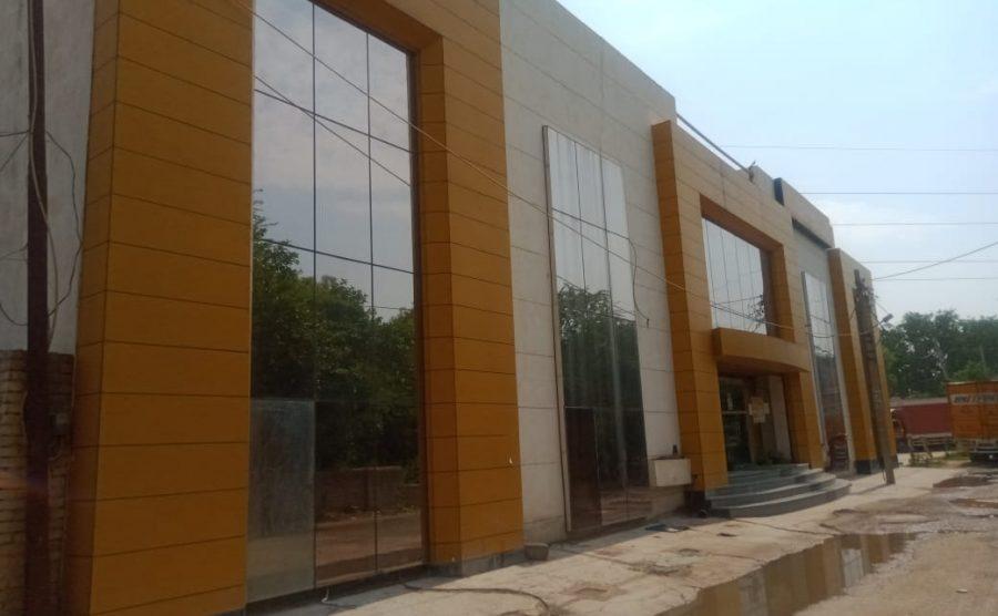 Delhi Warehouse Project